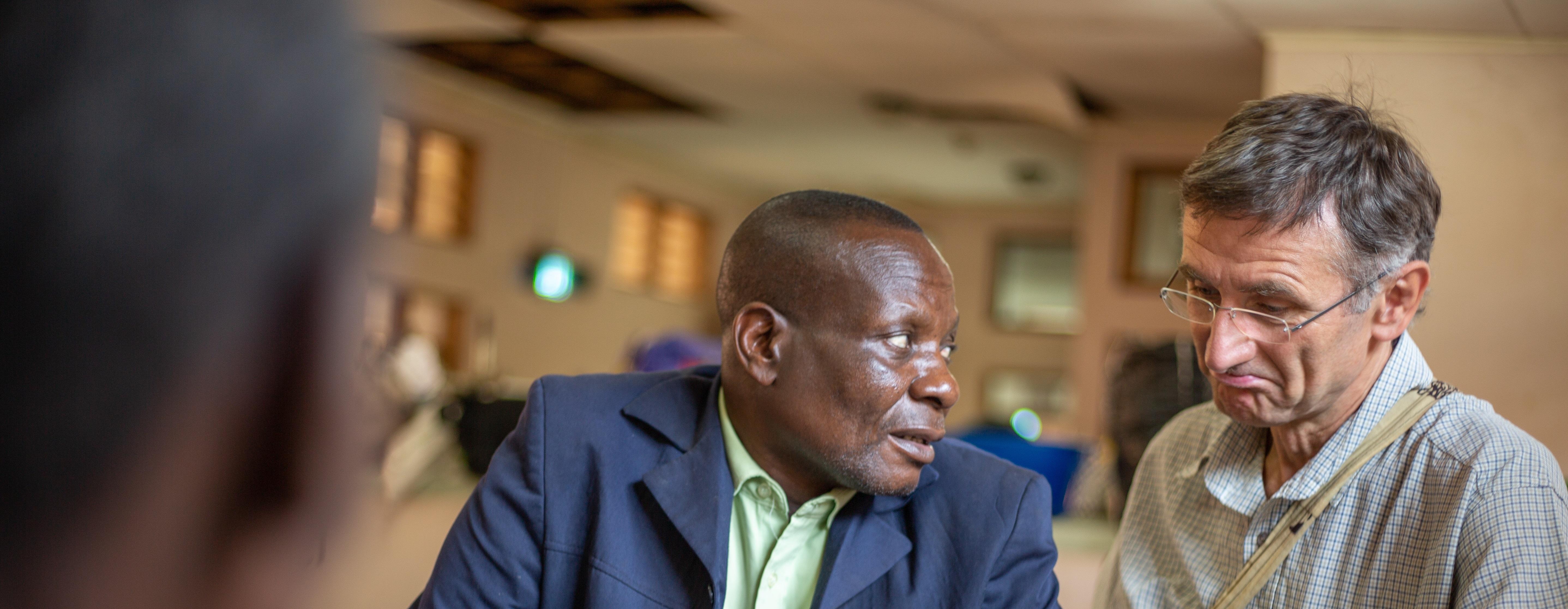 Malawi Austauschabend Zomba