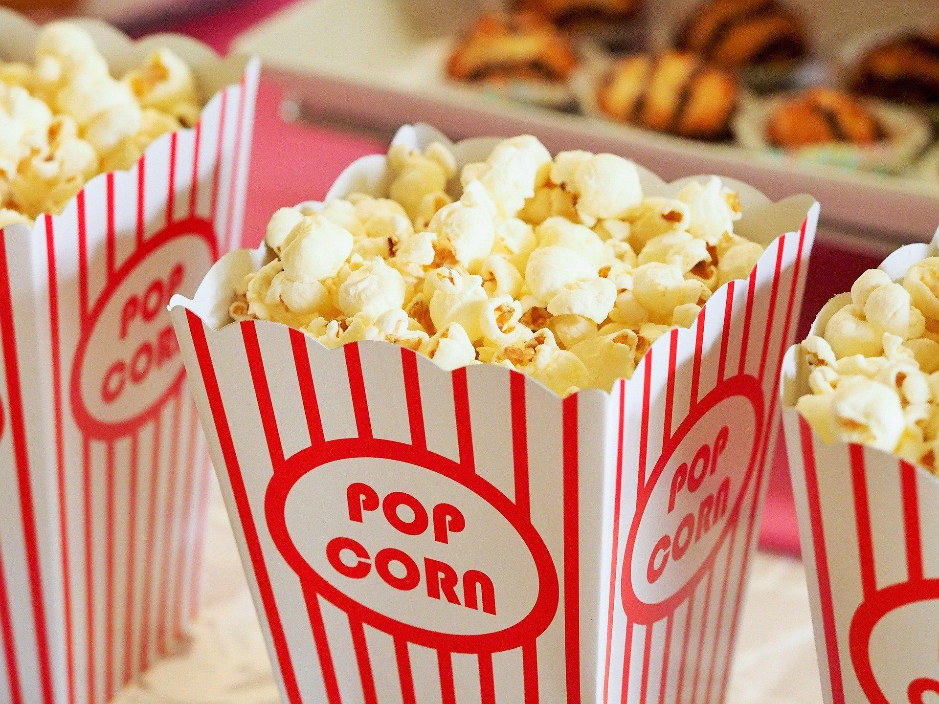 Popcorn Pixabay dbreen